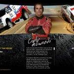 Los hitos que marcaron la carrera del piloto Carlo de Gavardo → http://t.co/Qm4lViA5zp http://t.co/oUFih3QsUN