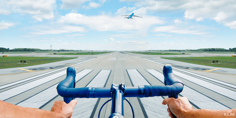 6 Things KLM and the Tour de France have in common.