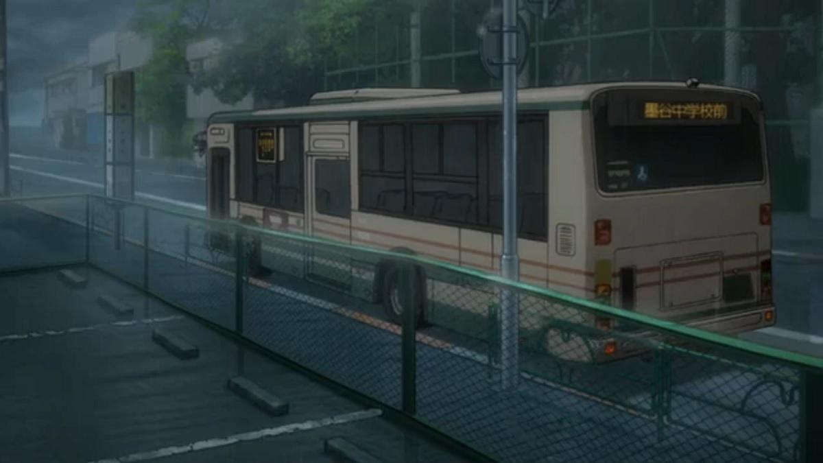 アニメにおける西武バス(君嘘 野崎くん キャプテン・アース ノラガミ)
