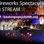 Not in Boston? The Boston Pops Fireworks Spectacular live web stream - from 8 p.m. at http://t.co/2Wul6pauxe #July4th http://t.co/nXKb2fJdIH