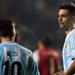 """Javier Pastore: """"I play to help Lionel Messi and Angel di Maria."""" More here: http://t.co/4hkbm95yJk/s/bRt- http://t.co/KzuB0JjZPs/s/5E-D"""