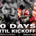 Happy Birthday America! Only 70 days left until your @UMassFootball Minutemen take the field #WinTogether http://t.co/N4xw8SI8rk
