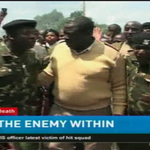 Murang'a Chief arrested on allegations of selling brews #BusinessOfDeath @TrevorOmbija http://t.co/qMKY2Q69Ss