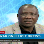 John Abongs (Director, KEBS): It is unfortunate that lives have been lost #BusinessOfDeath http://t.co/1T4G8PQe5g