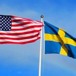 Happy #4thofJuly America from #Sweden! #IndependenceDay #USA http://t.co/4ZqV2byRvt