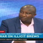 Tony Mwangi: People have taken it as though all alcoholic drinks are illicit brews #BusinessOfDeath http://t.co/iempNVK7i7
