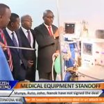 Munya, Ruto, Joho, Nanok and 4 other governors fail to sign medical equipment deal. #FashionWatch http://t.co/JIP8Jtgv6l