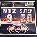 RT to enter to win this Parise/Suter @USAHockey decal. One random winner. #mnwild http://t.co/CLhUwXTAgG