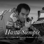 Hasta siempre, Carlo de Gavardo. Gracias por todo lo que hiciste por Chile. http://t.co/mXiikIVE0r