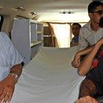 مثل هذا اليوم من شهر رمضان ودعت بنغازي المناضل عبد السلام المسماري الذي طالته ايادي الغدر وهو خارج من صلاة الجمعه http://t.co/UIotIB7Qtr