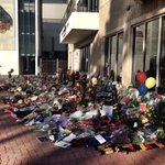 More than 48 hours after his death the #PhilWalsh memorial continues to grow at @Adelaide_FC HQ @7NewsAdelaide http://t.co/14B2C5ulgb
