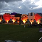Great pic of the hot air balloons at #TallShipsBelfast by @Squireweeks! http://t.co/RKZlqmSOWP