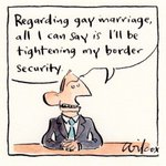 Abbotts problem on SSM is, like on so much else, hes a bigot. Dont expect leadership from him #insiders #auspol http://t.co/6Bn25w9XiU