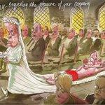 Dear Tony... David Rowe @roweafr cartoon via @financialreview #insiders #auspol Same-sex marriage #LGBT http://t.co/TtEPDAOAQB
