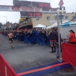 Kikan Jornet (@SalomonRunning) wins the 2015 Mount Marathon Race in a record 41:50! #MtMarathon http://t.co/r9AaeL0auY