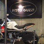 The Italian #MotoGuzziJo bikes @DarwazehMotors #amman http://t.co/w82XFOxy5m