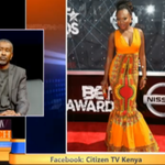 Ian: Sadly, the west is not ready for African print on the runway. #FashionWatch http://t.co/Nd9cNVwgeG