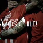 ¡Apoyemos a Chile en esta final de la Copa América! #VamosChile ¡Esta tarde @LaRoja entra a la cancha con todo! http://t.co/VNCgtvMPB3