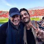Gran compañero de final @GuilleCoppola ! Gracias @cuervotinelli !! Vamos #ARG http://t.co/wA2T8upo6F