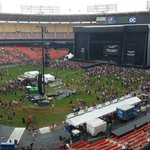 @capitalweather the lawn at RFK is being evacuated. Foo Fighters show is on hold. http://t.co/mOBLbjG91P