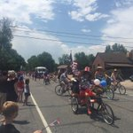 Park Hill parade in full swing @DenverChannel http://t.co/x4f67vGpNU