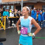 Emelie Forsberg...breaks the womens Mount Marathon record http://t.co/94GeMZeCBv