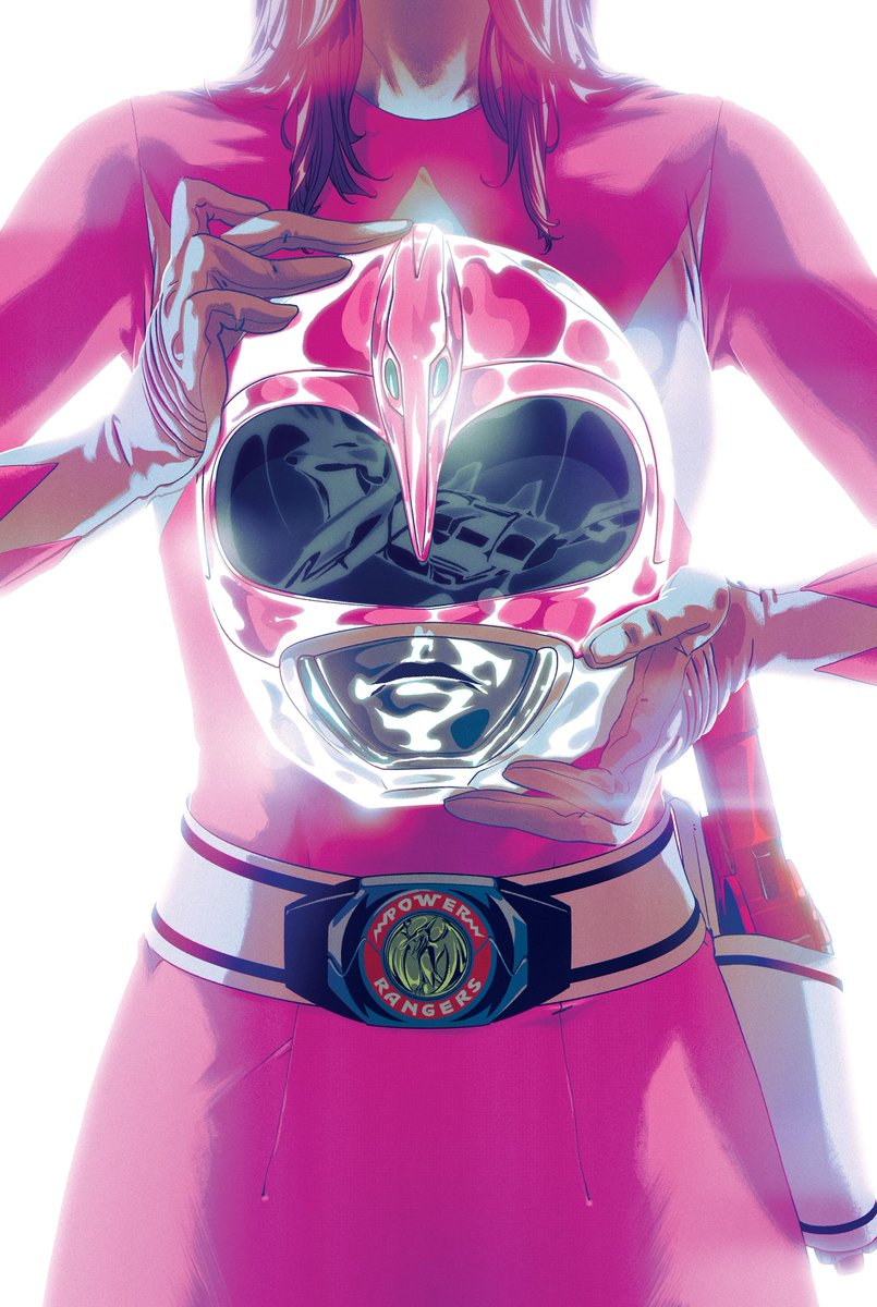 Exclusive #PowerRangers one-page comics available at #SDCC2015. Here are three of the six! Covers by @GoniMontes. http://t.co/pYhD24sWFQ