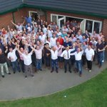 Great Turn Out for the HARLFC reunion.  Sure there is a class masters team in this lot. http://t.co/b3EgNpjXDo