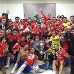 Campeones ctm !! Grande chile carajo 🇨🇱🇨🇱🇨🇱🇨🇱🇨🇱🇨🇱🇨🇱🇨🇱🇨🇱🇨🇱🇨🇱🇨🇱 http://t.co/VE0eRdqaKB