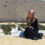 وعدت والدها بالتفوق إلا أنه استشهد في العدوان على #غزة فأخبرته بتفوقها بطريقتها الخاصة - بسمة كوارع 96% #غزة http://t.co/enDAhoCugX