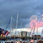 Thousands of people enjoyed the #tallshipsbelfast #fireworks in the @Titanic_Quarter! ???? http://t.co/KVvRn6JDCB