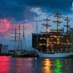 Goodbye Tall Ships @BelTel @belfastcc Picture - Kevin Scott / @presseyephoto http://t.co/rakFP0KuwH