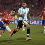FT Chile 0-0 Argentina - Were heading to extra time in the #chile2015 final... Live text: http://t.co/7lxcJjVB6K http://t.co/s0plkY6C0w