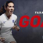 GOAL 1-0 #Lionesses http://t.co/mhaMddrTfE