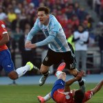 Messi family attacked at Copa America final http://t.co/3NFHWFga9O http://t.co/t7DquCs544