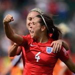 The most successful #ENG national football team since 1966! Ladies & gentlemen, the #Lionesses. #FIFAWWC http://t.co/mdFg9DBTEi