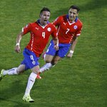 Congratulations to Chile who win the Copa América for the first time in their history. #FinalCA2015 http://t.co/hFZMuNipNw