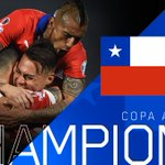 Congratulations to Chile! A 4-1 win on penalties over Argentina after a 0-0 draw. http://t.co/bKb1Ns3hPd