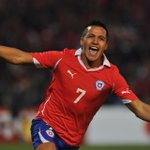 Congratulations to Alexis Sanchez and Chile who have won the Copa America #AFC http://t.co/CogwND3MuF