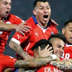First. Title. Ever. Chile is #ForeverFaster. http://t.co/giUvjSbcsB