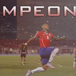Host nation Chile wins their 1st ever Copa América title after defeating Argentina in penalties, 4-1. http://t.co/C9vOQDQyv3
