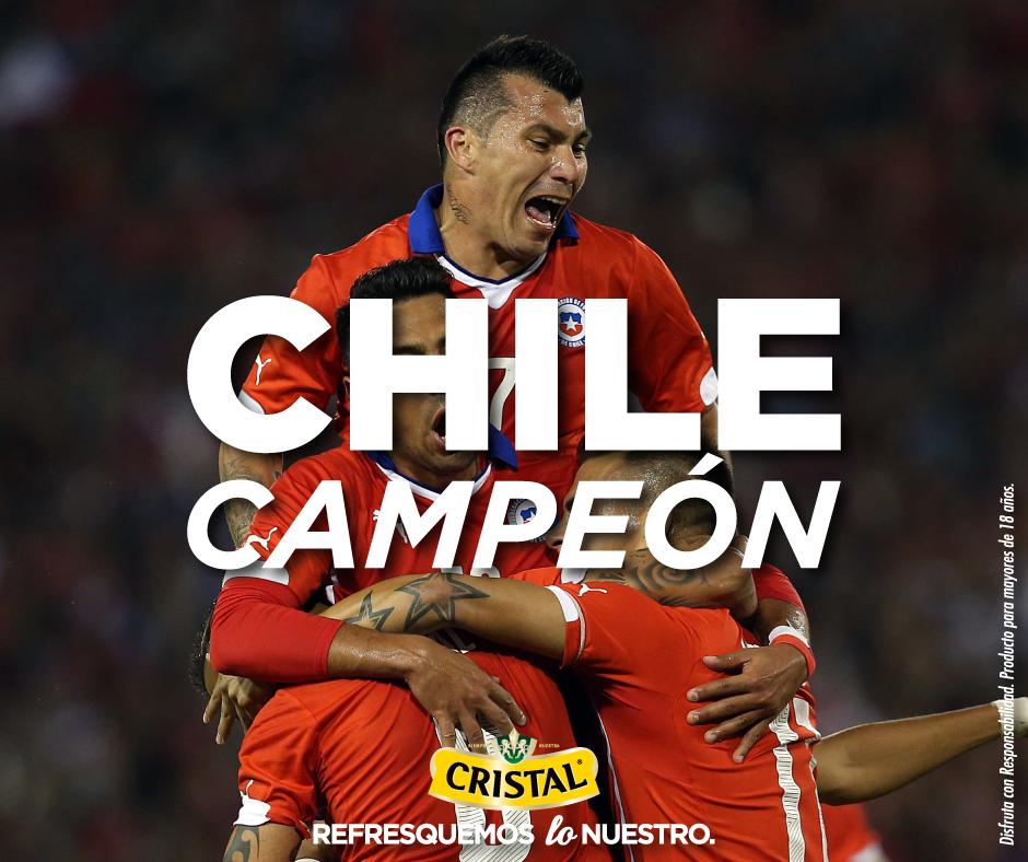 CHILE CAMPEÓN http://t.co/tTcyQTQY3f