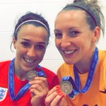 Aaaaaahhhhh! We just beat the Germans!!!!!! @FIFAWWC bronze medalists!!!!!! #Lionesses #ENG http://t.co/QTDTyrH9ku
