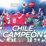 ¡Histórico! Chile es campeón de América http://t.co/r9cZa79JR4 http://t.co/XBEDqSqZWT