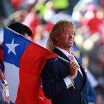 ¿No les dije que los sueños sí se cumplen? 40.000 banderas chilenas para un triunfo histórico Leonardo Farkas #Chile http://t.co/kl0onJNwWt