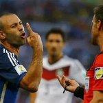 Mascherano, cuantas copas tiene Chile? #SomosArgentina http://t.co/81hb0etlEF