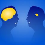 """في علم النفس """"تأثير دنينغ كروجر"""" يقول:  الحمقى لايعلمون بحماقتهم فيظنون انهم عباقرة والعباقرة دائما يقللون من قدراتهم http://t.co/DTGTOyB1kh"""
