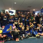 'Who are we? The Highlanders': Fans welcome their heroes home http://t.co/8UL1ANIIoB #SuperRugbyFinal #Highlanders http://t.co/GfjHVlmYtu