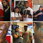 "Meet Ortavio ""OG"" Griego of @MonkeyFistTat2, the go-to tattoo artist for many Broncos players. http://t.co/GlSmQXlEto http://t.co/8Ge0EyrUhh"