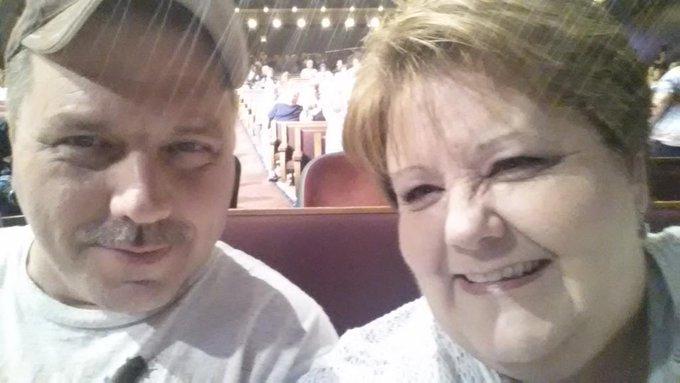 #GrandOleOpry.... section 5, row CC, my 50th birthday? http://t.co/ah60OTYUeJ